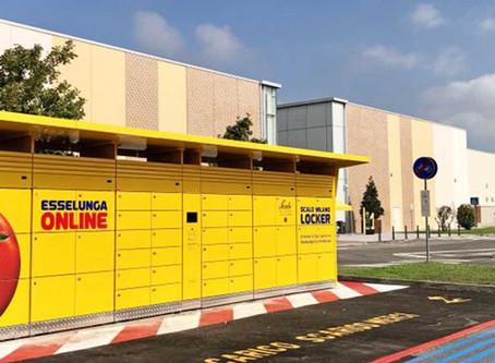 L'Outlet di Scalo Milano ospita un locker Esselunga in cui ritirare la spesa