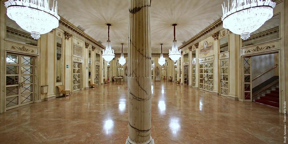 15:30 - 28/03 - Visita Guidata: Museo Teatrale alla Scala e Piazza della Scala