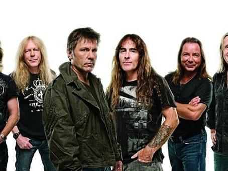 Iron Maiden, rinviata all'estate 2021 la tappa italiana del tour