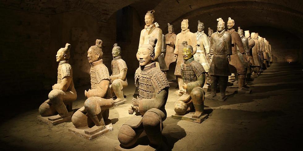 "La splendida mostra ""L'Esercito di Terracotta"" - Visita Guidata - Nuova data"