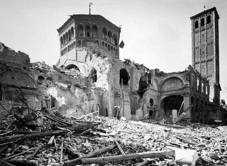 Una splendida mostra fotografica racconta la Milano bombardata del 1943: tutte le informazioni
