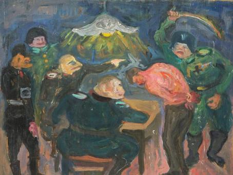 """Alla Pinacoteca di Brera arriva la splendida mostra """"Le Fantasie"""" di Mario Mafai"""