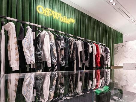 Off-White aprirà il suo negozio a Milano: sarà il primo in città