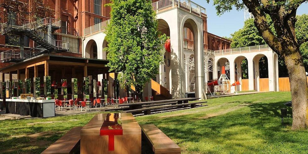 Giardino della Triennale Milano - Notte sotto le Stelle