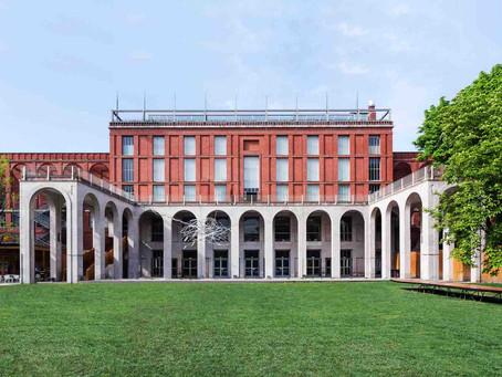 Triennale Milano porta l'arte online: nasce Triennale Upside Down