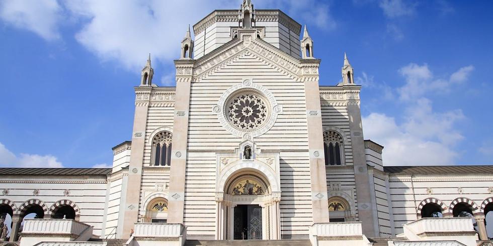 Visita Guidata al Cimitero Monumentale di Milano - 09/02