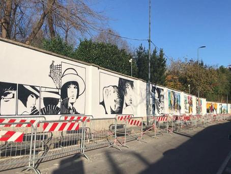 A Milano sta nascendo un distretto che celebra la storia dei comics italiani