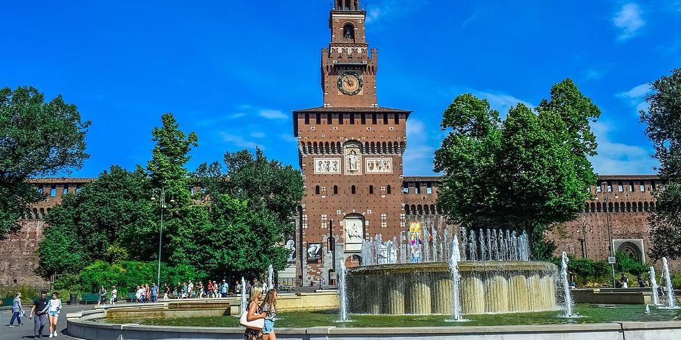 14:00 - 19/04 - Visita Guidata al Castello Sforzesco e Mostra su Leonardo