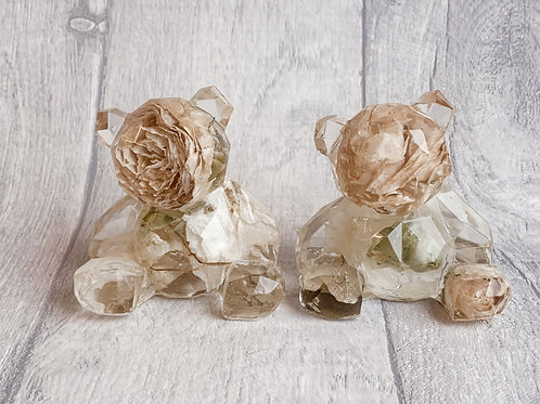 Preserved Flower Bears