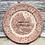 Thumbnail: Upcycled Funny Phrase VintageDecorative Plates