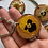 Thumbnail: Pressed Flower Wooden Keyrings & Necklaces