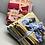 Thumbnail: Fabric bundles - hand dyed and upcycled fabrics