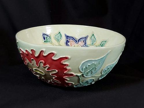 Tree of Life soup bowl