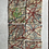 Thumbnail: Embroidered Map Coasters
