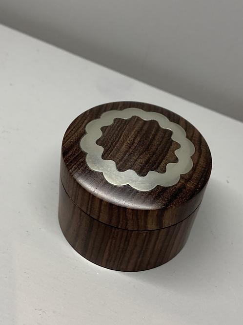 Brazilian Kingswood Box With Lid