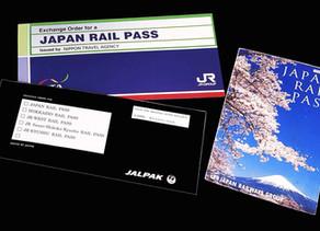 Guía de uso del JAPAN RAIL PASS
