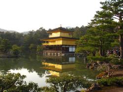 Pagoda de Oro/Kinkakuji