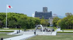 Parque memorial de la Paz/Hiroshima