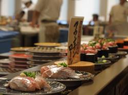 Sushi en banda
