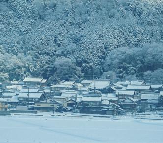 inverno, nieve, paisaje nevado, winter
