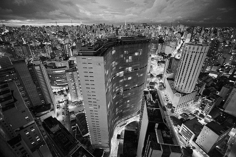 Edifício Copan - São Paulo - Artista Cordel Imagens  /  A partir de R$ 115