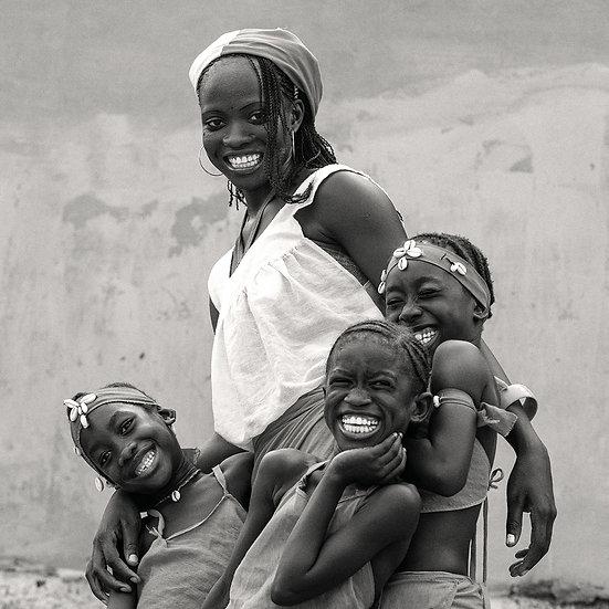 Bissau - Guiné Bissau - África - Artista: Sérgio Zacchi / A partir de  R$ 170