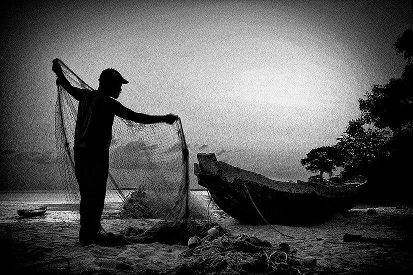 Série Pescadores - Artista: Sérgio Zacchi / A partir de R$ 264