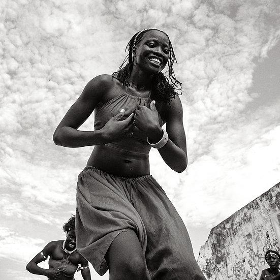 Bissau - Guiné Bissau - África - Artista: Sérgio Zacchi / A partir de  R$170