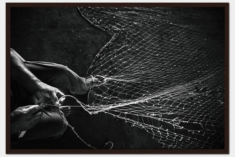 Série Pescadores - Artista: Sérgio Zacchi / A partir de R$ 231