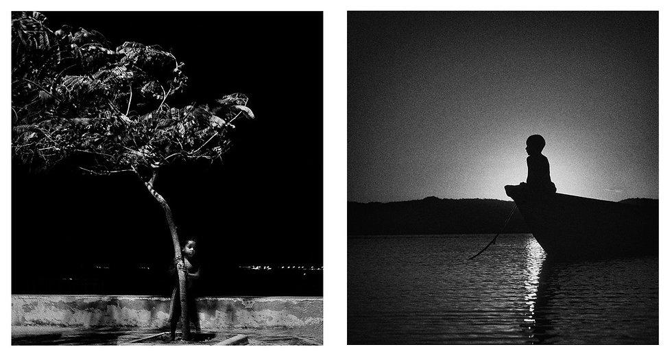 2 fotos - Série Pescadores - Artista: Sérgio Zacchi / A partir de R$ 304