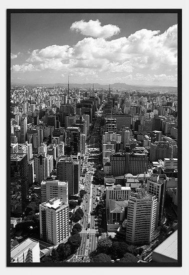 Avenida Paulista - São Paulo - Artista Cordel Imagens  /  A partir de R$ 115