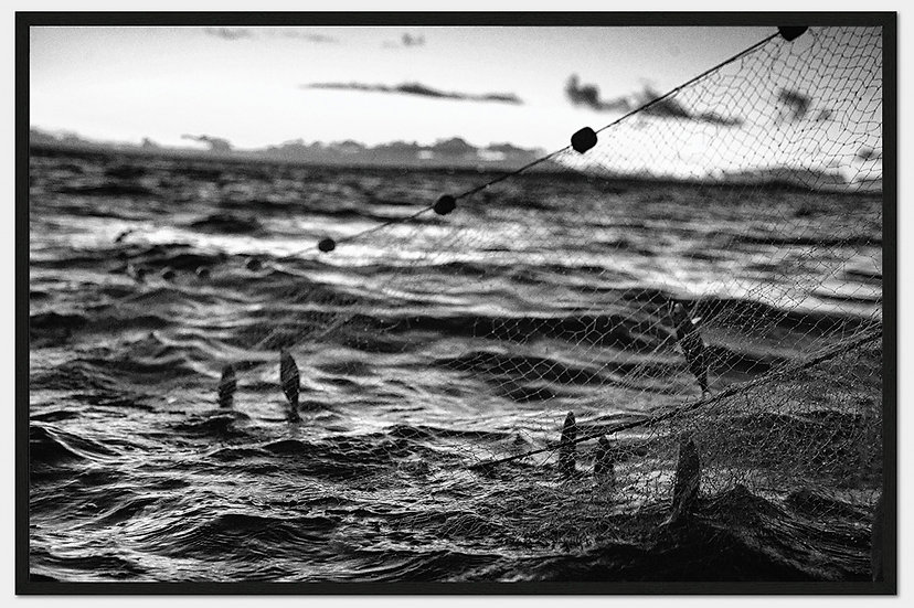 Série Pescadores - Artista: Sérgio Zacchi - A partir de R$ 231