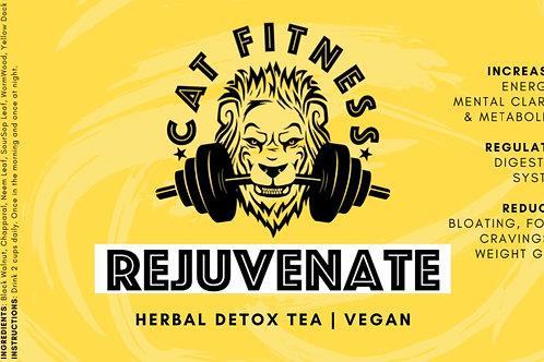 Herbal Detox Tea & Meal Plan 100% Vegan Friendly