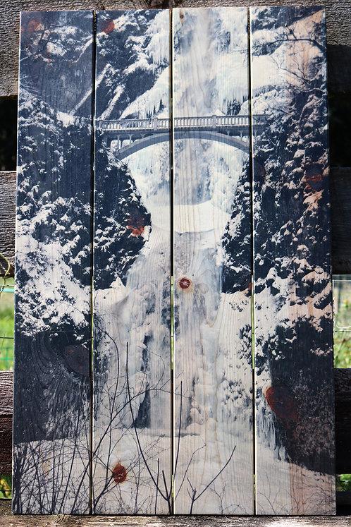 0029- Frozen Multnomah Falls (Jan 2017)