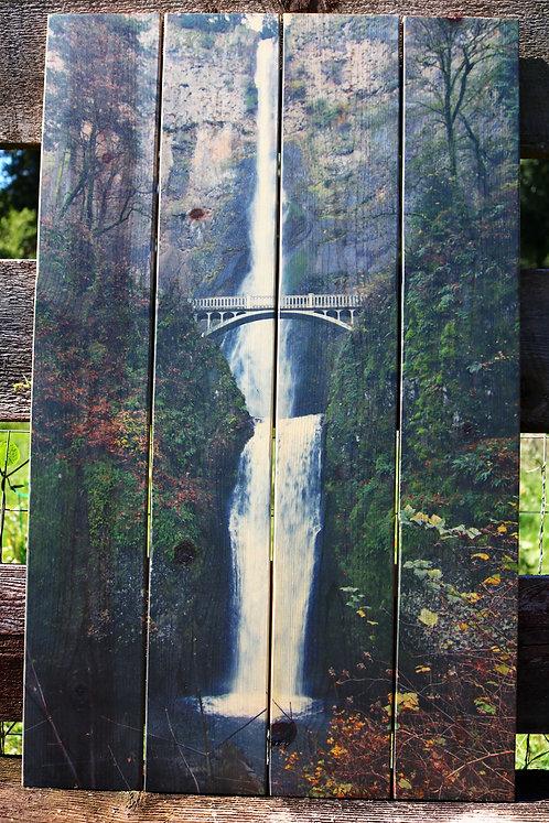 0028- Multnomah Falls
