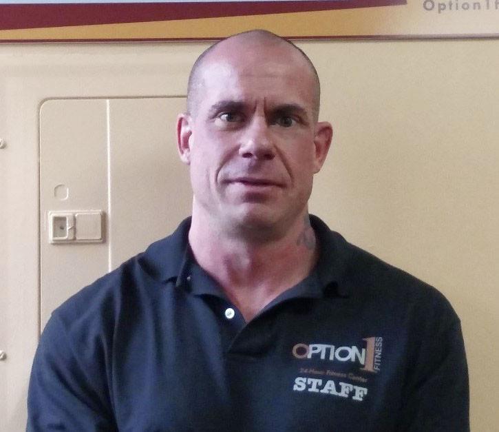Leominster Personal Trainer Dan