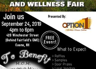 Keene's Location is Hosting Their First Monadnock Health Fair!