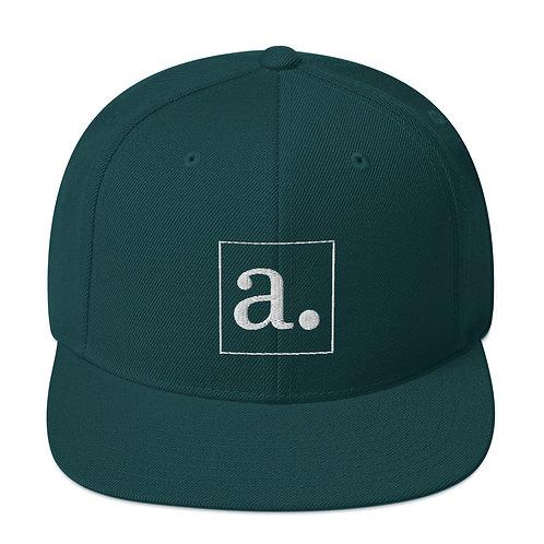 august foundation snapback hat