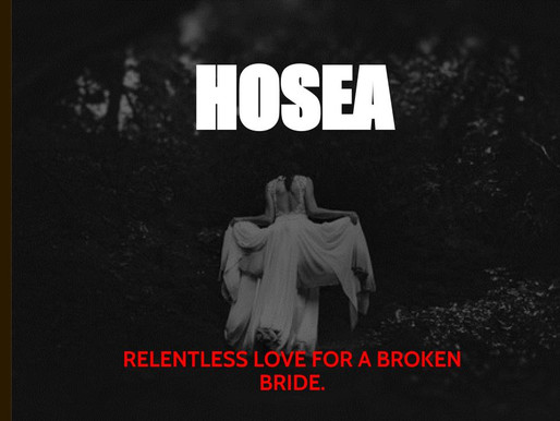 Hosea - Love Never Fails