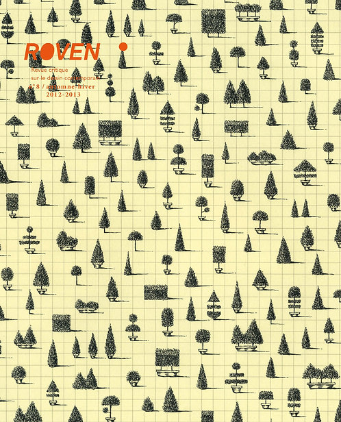 Roven n° 8 /// Automne-hiver 2012-13 FR