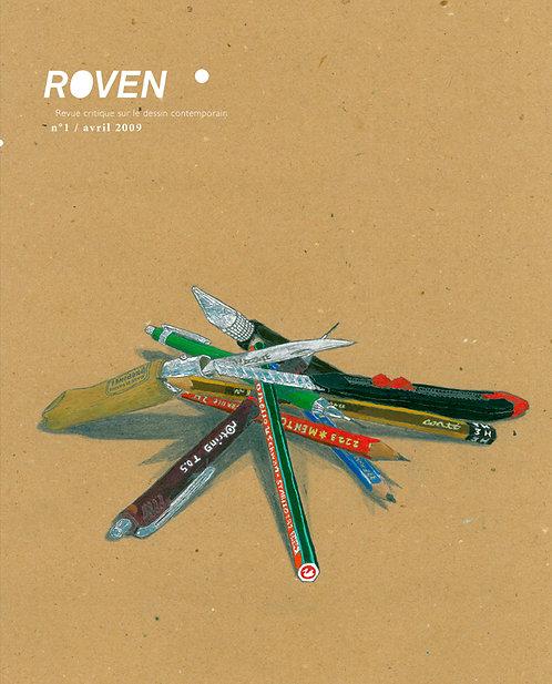 Roven n° 1 /// Printemps-été 2009 FR
