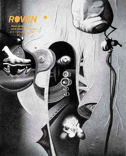 Roven n°5 /// Printemps-été 2011 - FR