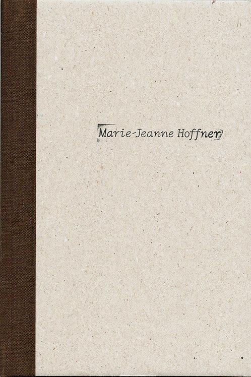 Marie-Jeanne Hoffner - Plans /// 2011 - FR, UK