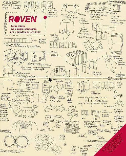 Roven n° 9 /// Printemps-été 2013 - FR