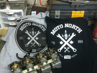 Moto North Tee's are in!