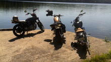 Moto Monday - Haliburton