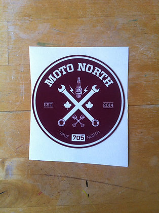 Circle Wrenches Sticker