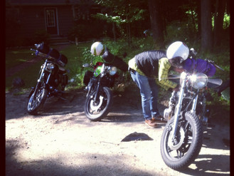Moto North Crew - Manitoulin Island