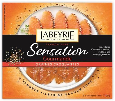 Pack Sensation Graines Labeyrie