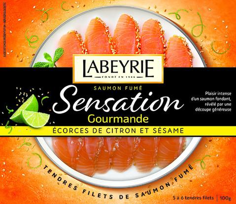 Pack Sensation Gourmand Saumon Fumé
